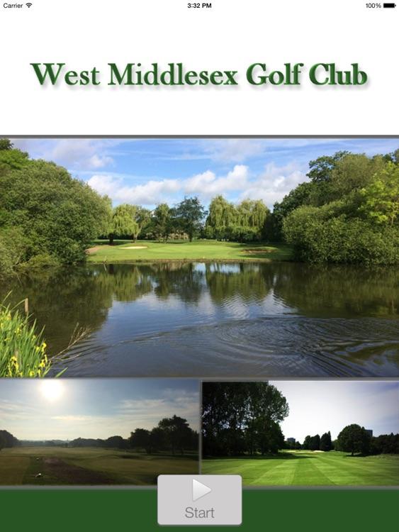 West Middlesex Golf Club - Buggy