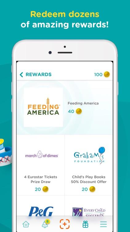 Pampers Rewards - Parents Club screenshot-4