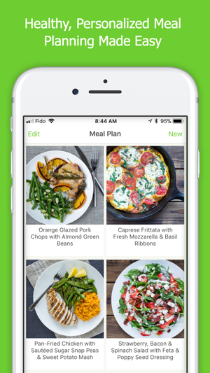 Mealime meal plans recipes on the app store iphone screenshots forumfinder Images