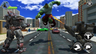 Incredible Monster Robots -PRO Screenshot 3