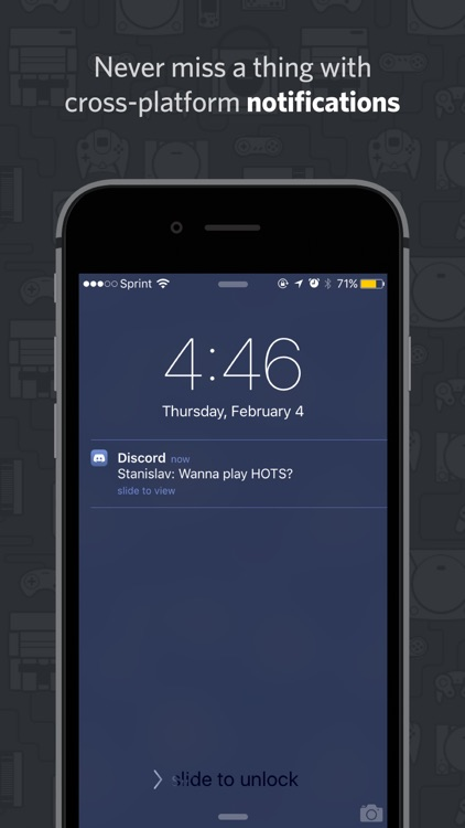 Discord - Chat for Gamers screenshot-4