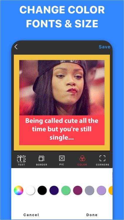 Meme + Generator Memes Creator screenshot-4