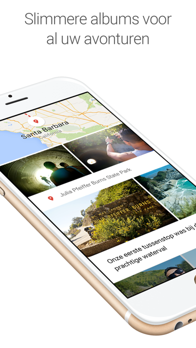 Screenshot for Google Foto's in Netherlands App Store