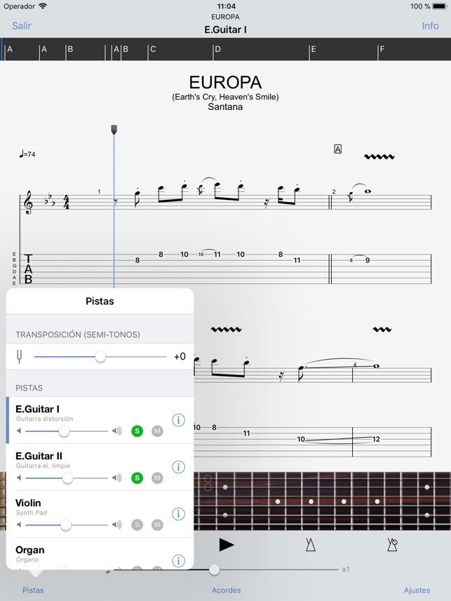 Guitar Pro en App Store