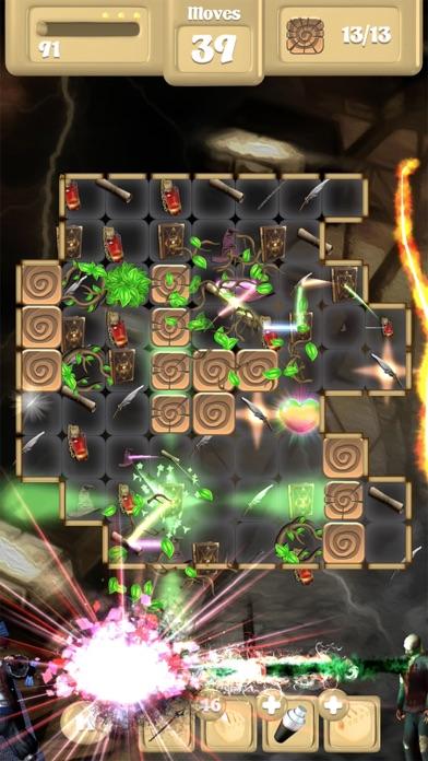 Wizard Vs Zombie Free Fall Unlocked Screenshot 2