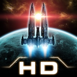 ‎Galaxy on Fire 2™ HD