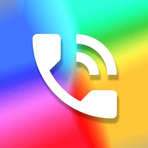 Color Call-Theme Screen