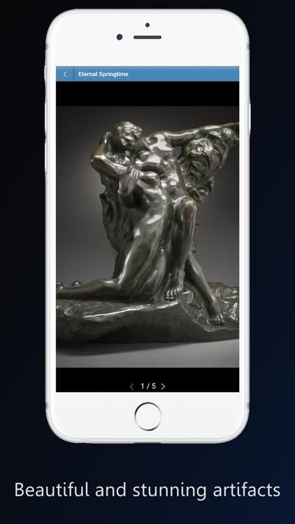 Rodin Museum Full Edition screenshot-4