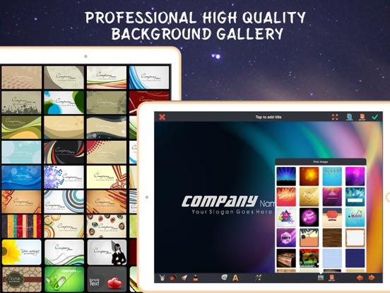 Screenshot #5 pour Créer des Flyers & Logos Maker