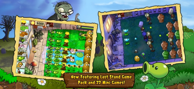 Plants vs  Zombies™ on the App Store