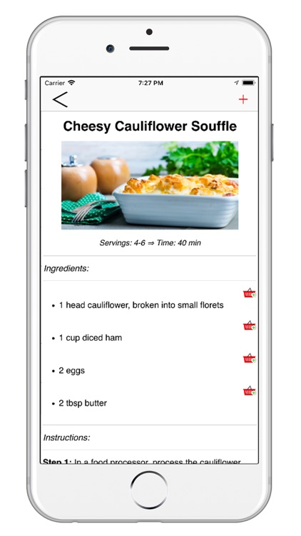 Instant Pressure Cooker App screenshot-2