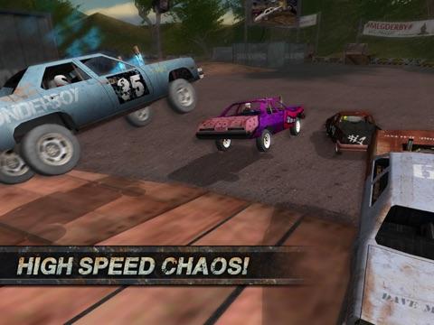 Demolition Derby - Crash Racing для iPad