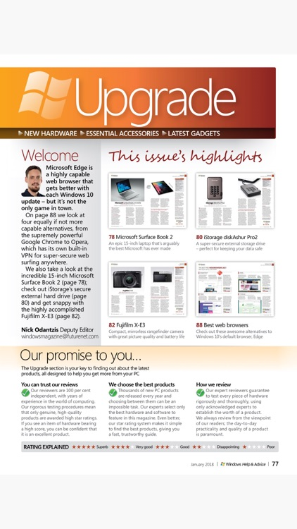 Windows Help & Advice: the magazine for PC users screenshot-4