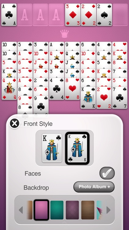 ⋆FreeCell+ screenshot-3