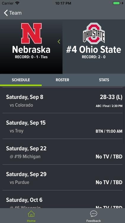 Ohio State Football 2018 screenshot-4