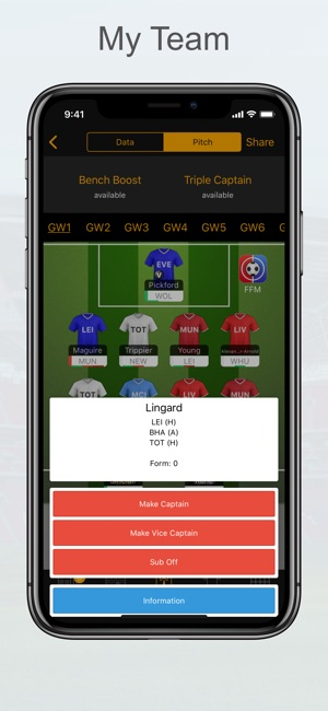 FPL Fantasy Football Manager on the App Store