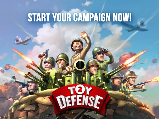 Toy Defense 2 — Tower Defense Screenshots