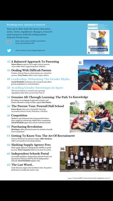innovatED Magazine screenshot 5