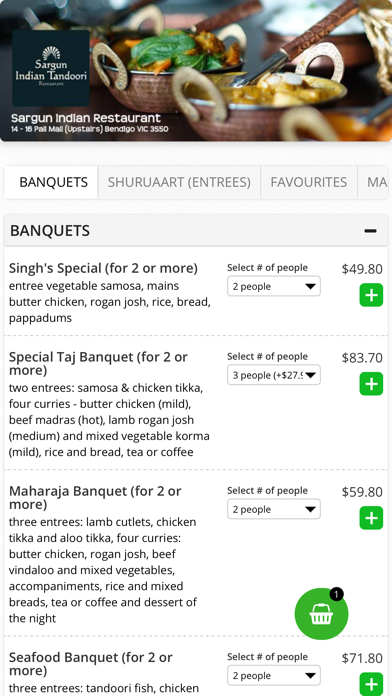 Sargun Indian Tandoori Restaurant screenshot three