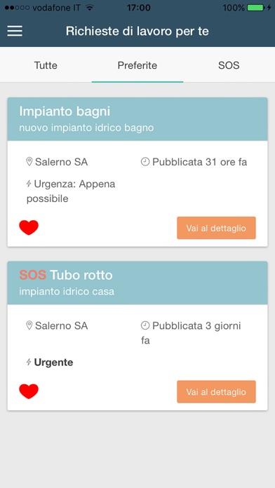 Screenshot of PreventivoAmico4