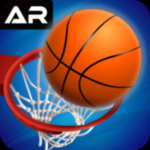 AR Basketball Game - AR Game