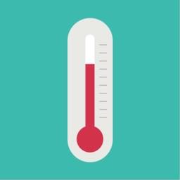 Thermometer - Deine Temperatur