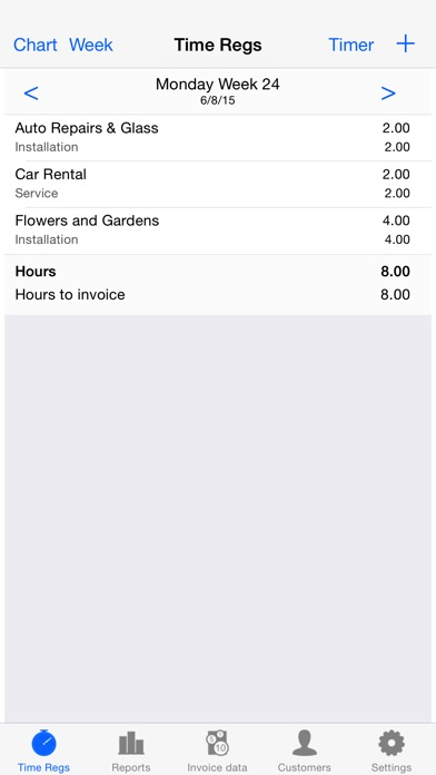 download Time to Invoice apps 4