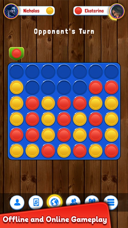 Connect 4: 4 in a Row
