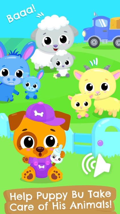 Cute & Tiny Farm Animals