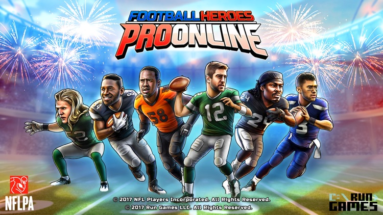 Football Heroes Pro Online - NFL Players Unleashed screenshot-4