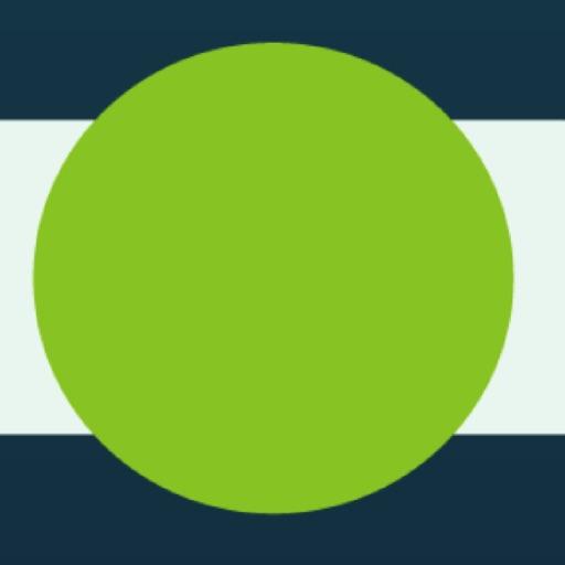 绿圆点的归宿 - 经典休闲单机游戏
