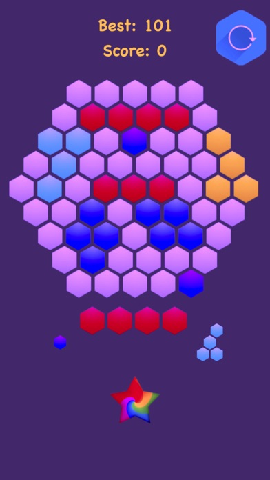 Hexagonal Merge - Premium screenshot 5
