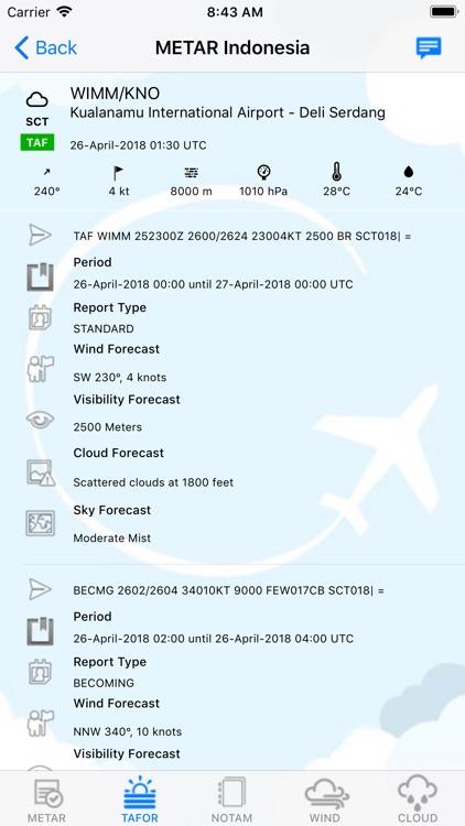 METAR Indonesia screenshot-3