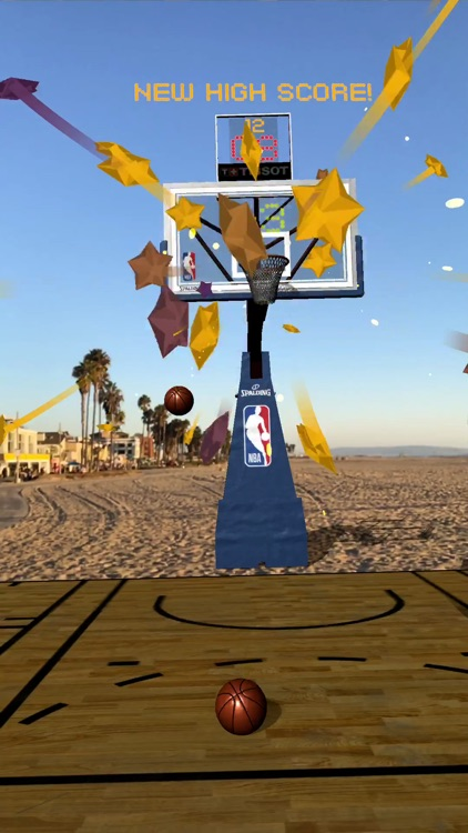 NBA AR - Basketball Game screenshot-0