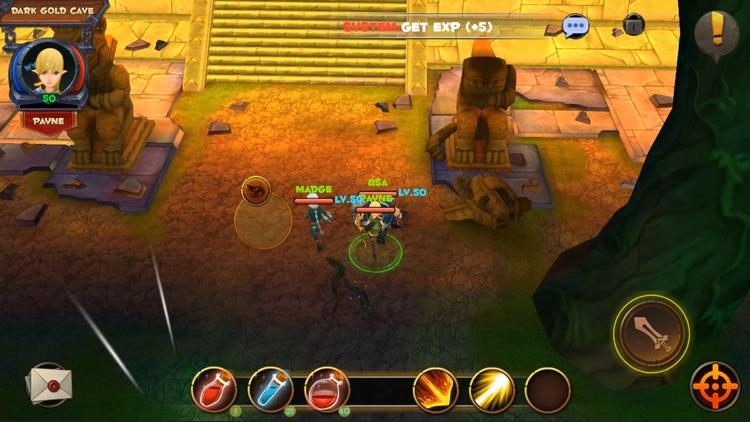Guardian Battle screenshot-5