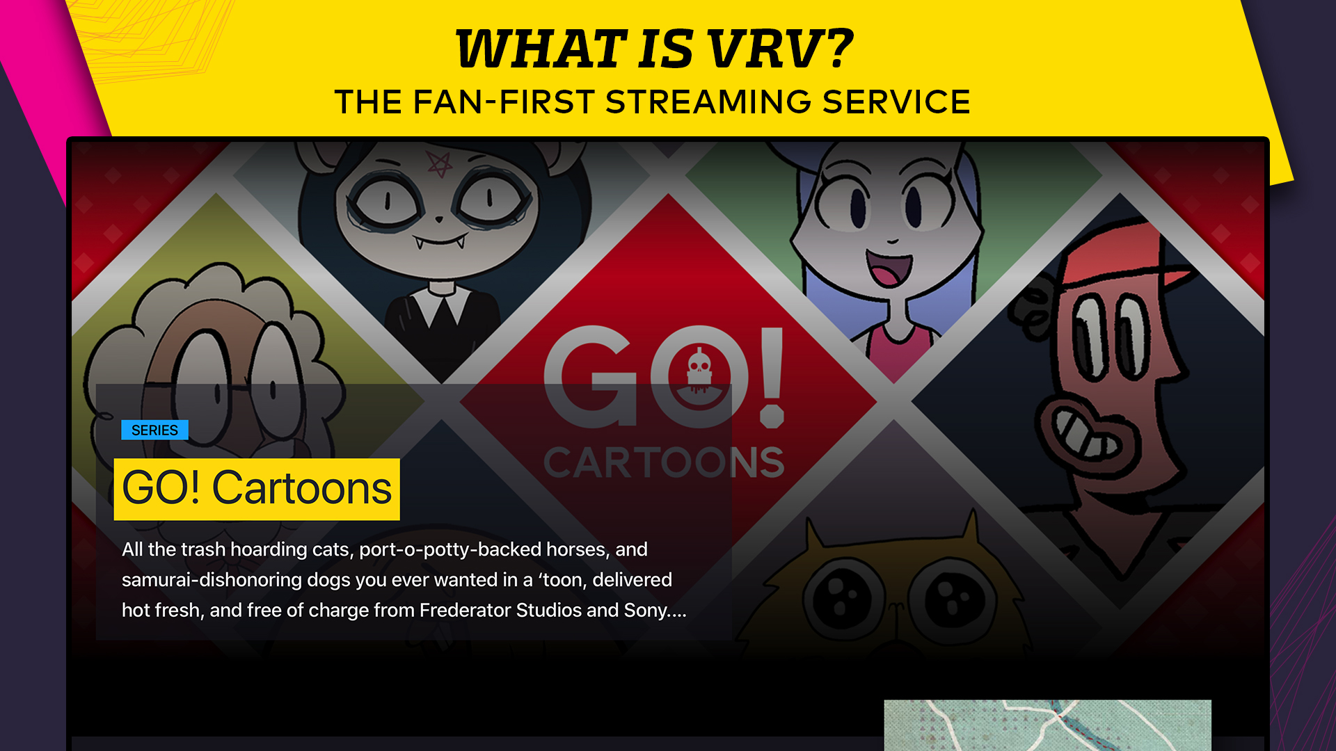 VRV - Different All Together screenshot 11