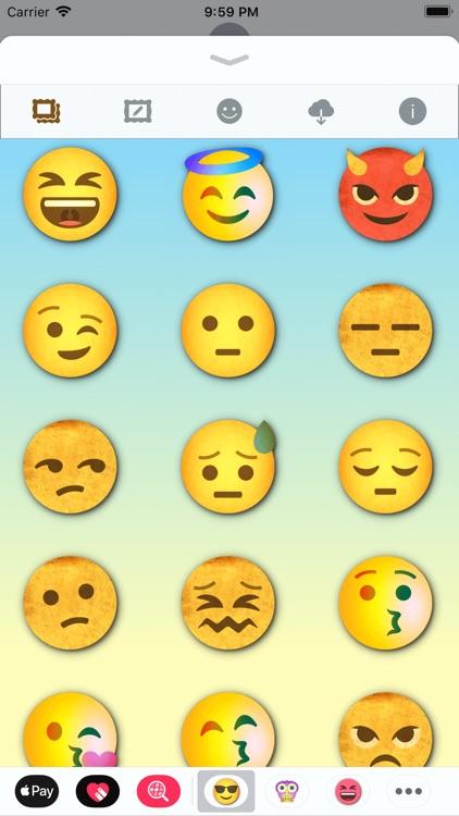 Amazing Emoji • Stickers screenshot-4