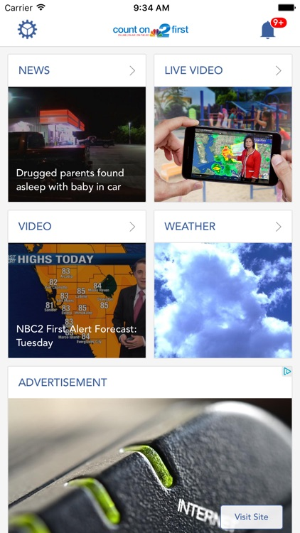 NBC2 App - #1 News App in SWFL screenshot-0