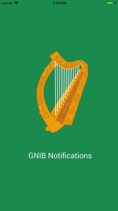 GNIB Notifications screenshot1
