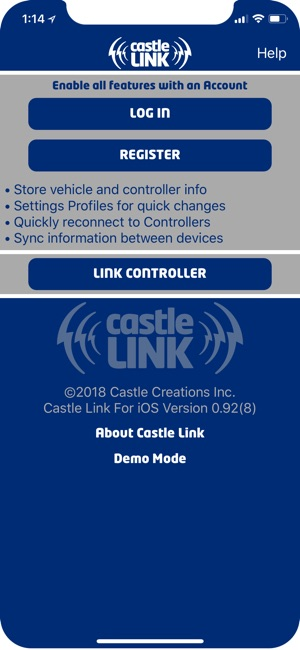 Castle Link on the App Store