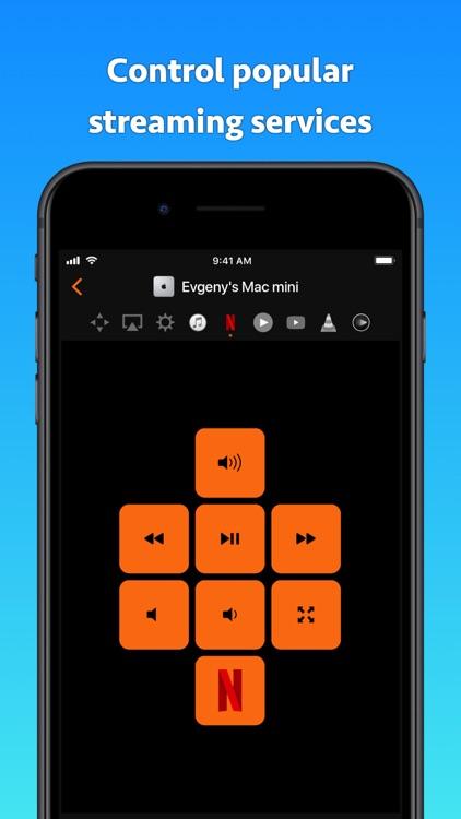 Remote Control for Mac screenshot-6