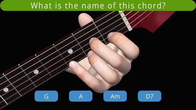 Guitar 3d Basic Chords On The App Store