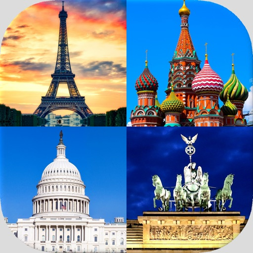 Capitals of the World - Quiz