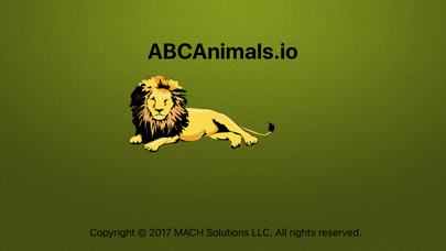 ABCAnimals.io Interactive Zoo
