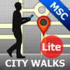 Moscow Map and Walks