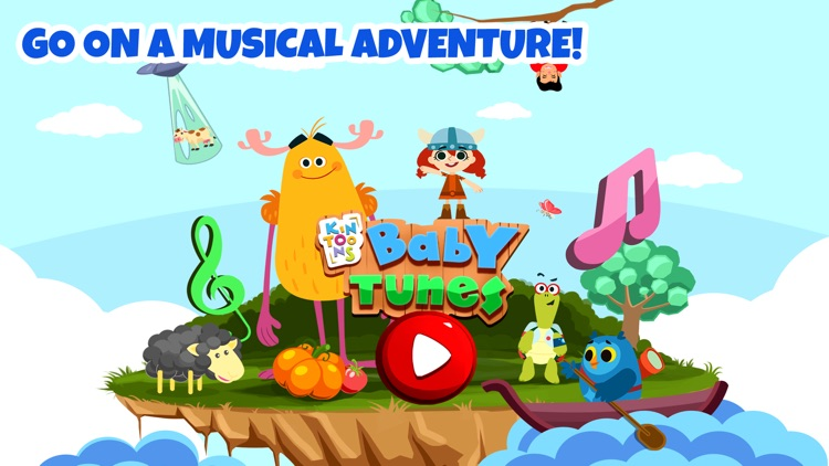 Baby Tunes - KinToons screenshot-0