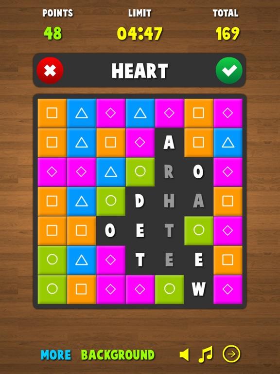 Word Games PRO на iPad