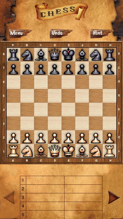 Chess HD - Play in Blind Mode screenshot-0