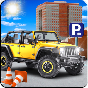 City Prado Parking 2k17 app