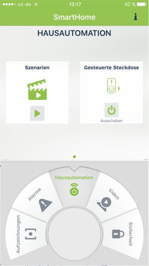 Tech-Sicherheit-App